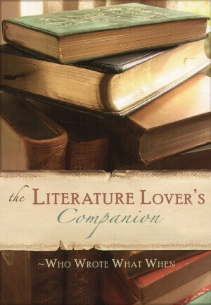 Okładka książki The Literature Lover's Companion