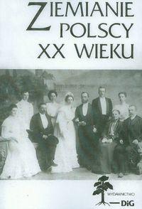 Okładka książki Ziemianie polscy XX wieku (część 2)
