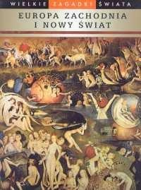 Okładka książki Europa Zachodnia i Nowy Świat