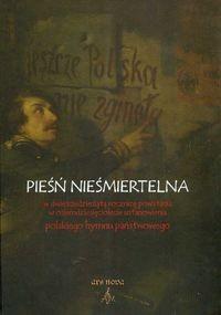 Okładka książki Pieśń nieśmiertelna