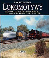 Okładka książki Lokomotywy. Encyklopedia