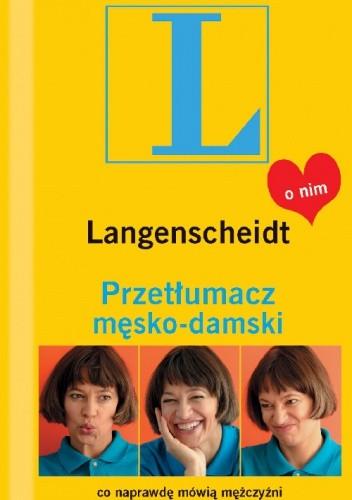 Okładka książki Przetłumacz męsko damski