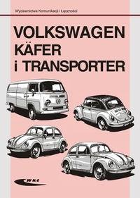 Okładka książki Volkswagen Käfer i Transporter