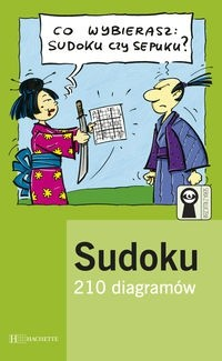 Okładka książki Sudoku 2 - praca zbiorowa