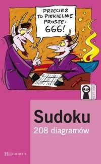 Okładka książki Sudoku 1 - praca zbiorowa