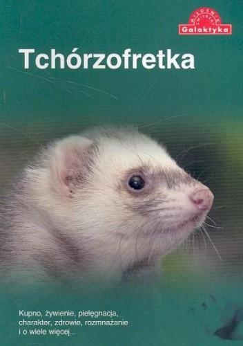 Okładka książki Tchórzofretka