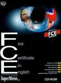 Okładka książki First certificate in english (Płyta CD) - Praca zbiorowa