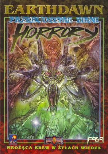Okładka książki Horrory. Przebudzenie ziemi - praca zbiorowa