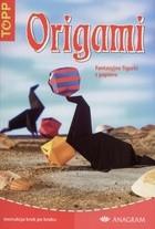 Okładka książki Origami. Fantazyjne figurki z papieru
