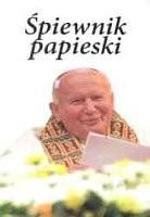 Okładka książki Śpiewnik Papieski