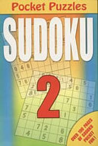 Okładka książki Pocket puzzles. Sudoku