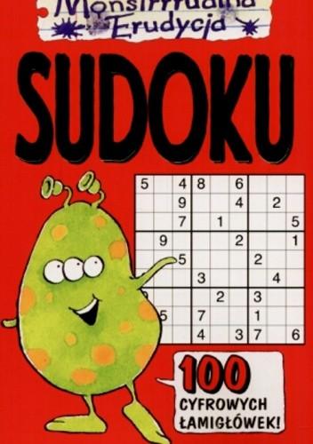 Okładka książki Sudoku. 100 cyfrowych łamigłówek