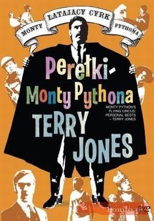 Okładka książki Latający Cyrk Monty Pythona. Perełki Monty Pythona - Terry Jones