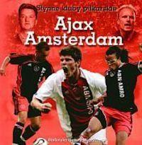Okładka książki Ajax Amsterdam. Słynne kluby piłkarskie