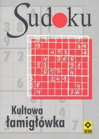 Okładka książki Sudoku Kultowa łamigłówka -