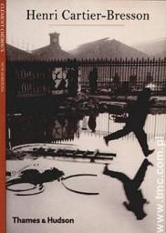 Okładka książki Henri Cartier-Bresson - Na Zamówienie