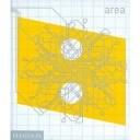 Okładka książki Area. 100 Graphic Designers 010 Curators 010 Design Classics