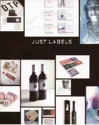Okładka książki Just Labels