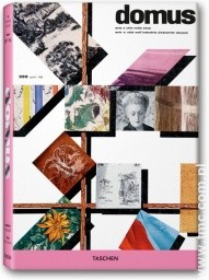 Okładka książki Domus Vol. 3 1950 - 1954