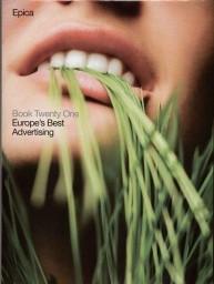 Okładka książki Epica Book Twenty One Europe'S Best Advertising (Hb)