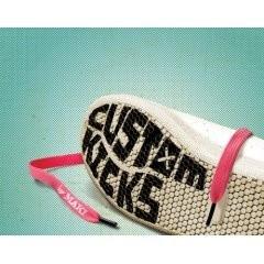 Okładka książki Custom Kicks