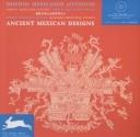 Okładka książki Ancient Mexican Designsc