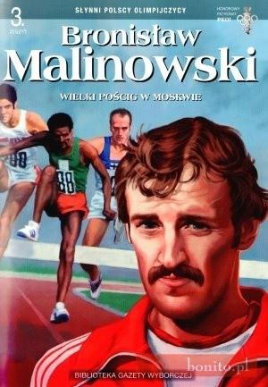 Okładka książki Bronisław Malinowski. Wielki pościg w Moskwie