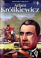 Okładka książki Adam Królikiewicz. Od Paryża po Samosierrę