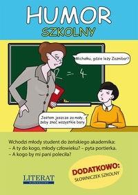 Okładka książki Humor szkolny.