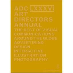 Okładka książki Art Directors Annual 86