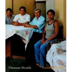 Okładka książki Familienleben Thomas Struth
