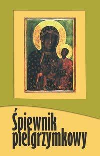 Okładka książki śpiewnik pielgrzymkowy