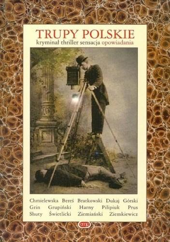 Okładka książki Trupy polskie
