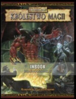 Okładka książki Królestwo Magii - praca zbiorowa