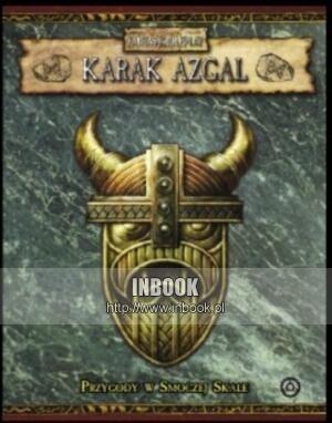 Okładka książki Karak Azgal. Przygody w smoczej skale - praca zbiorowa