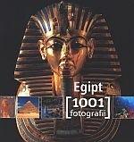 Okładka książki Egipt. 1001 fotografii