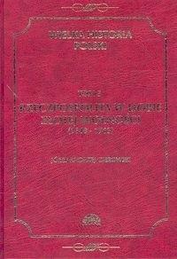 Okładka książki Wielka historia Polski Tom 5 1648-1764