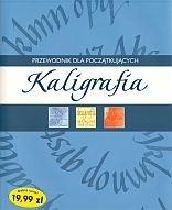 Okładka książki Kaligrafia. Przewodnik dla początkujących
