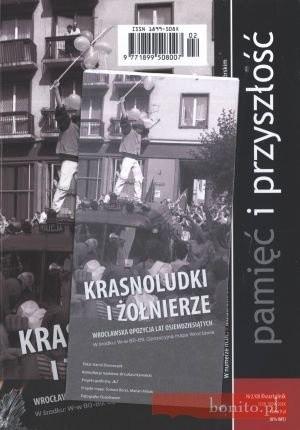 Okładka książki Pamięć i przyszłość. Kwartalnik Nr 2/08