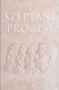 Okładka książki Szeptane procesy