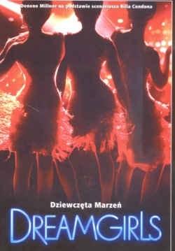 Okładka książki Dreamgirls. Dziewczęta marzeń