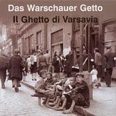 Okładka książki Das Warschauer Getto II. Ghetto di Varsavia. Getto Warszawskie. Wersja niemiecko-włoska