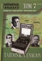 Okładka książki Reporter wojenny. Tajemnica Enigmy