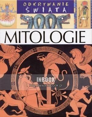Okładka książki Mitologie - praca zbiorowa