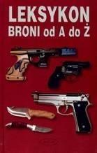 Okładka książki Leksykon broni od A do Ż