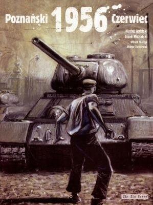 Okładka książki Poznański 1956 czerwiec