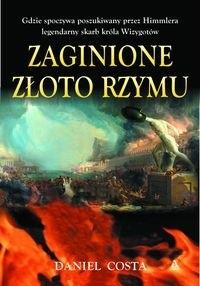 Okładka książki Zaginione złoto Rzymu
