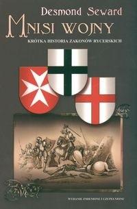 Okładka książki Mnisi wojny