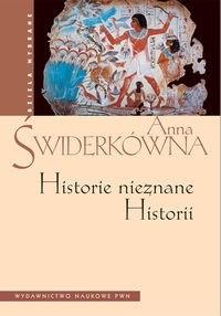 Okładka książki Historie nieznane Historii