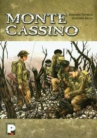 Okładka książki Monte Cassino tom 1